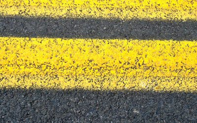 School Keep Clear Line Removal