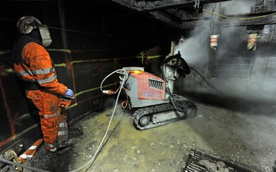Hydroblast Seal Off Kellingley Colliery Using The Aquacutter – A Case Study