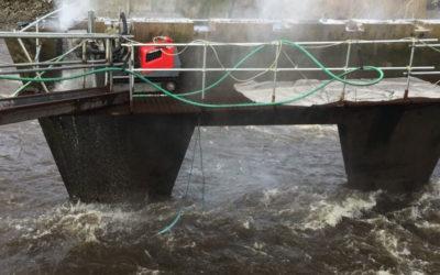 Hydroblast in Ireland: Bridge Refurbishment at Latoon Creek