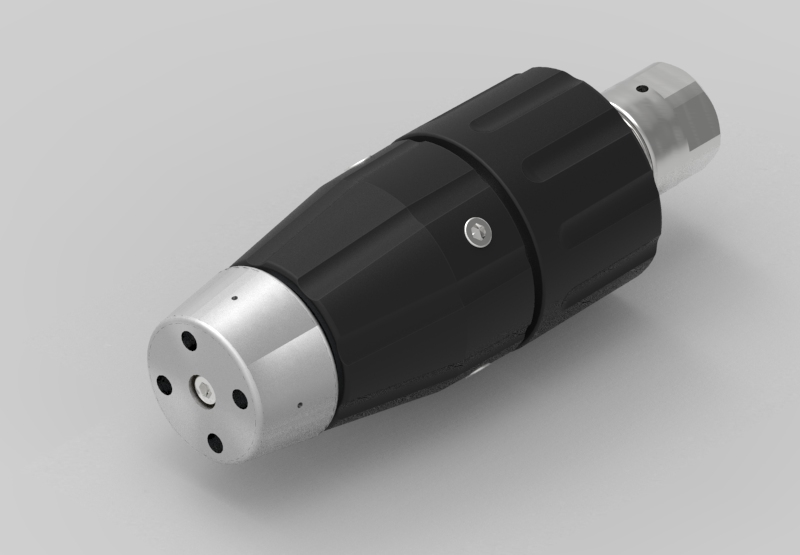 New Rotary Surface Preparation Nozzle