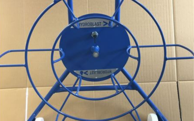 French Hydrodemolition company Purchases 50 Hose reels